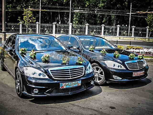 прокат машин на свадьбу в Харькове